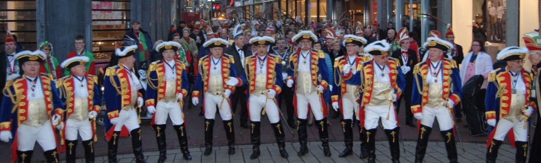 Stads Garde Officieren - Arnhem